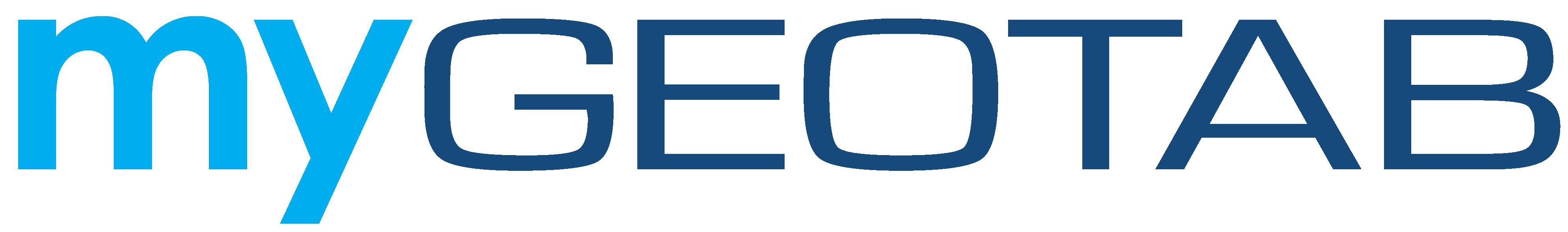 myGeotab logo